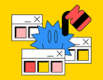 Fatal Error Illustrations