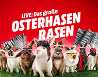 Media Markt: Rabbit Race