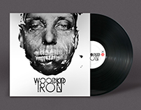WOODKID - Lp cover