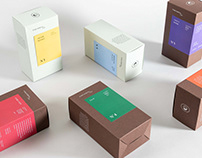 Parchmen & Co. logo and packaging design