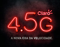 Claro . 4.5G
