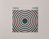 Chakra Album Cover Art design for sale
