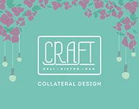 Craft Deli - Collateral Design