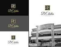 D´Cibeles Eventos diseño de logotipo
