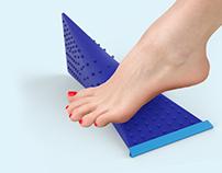 Footloose - Dynamic Footrest