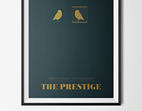 Reimagined PRESTIGE poster