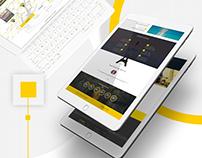 City Ramble UI Design