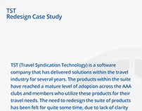 TST Redesign Case Study