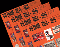 Vietnam 1954–1975, Exhibition booklet