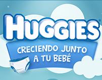Huggies App