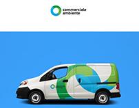 Logo commerciale ambiente