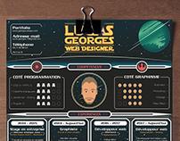Personal Resume - Star Wars version