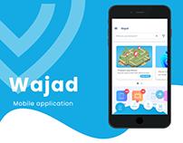 Wajad Application