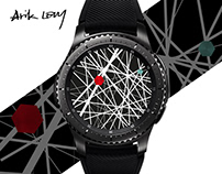 MR TIME x Arik Levy