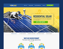 EnergySmart: Website Redesign