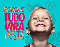 Anúncio Revista - Vira Festa