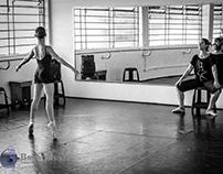 Ensaio Bailarina