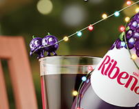 Ribena - Berry Merry Christmas