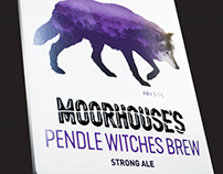 Mystical Brewery Rebrand – Moorhouse's