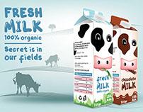Milk Carton Design