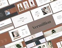 Vermillion Presentation Template