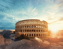Animate The Colosseum