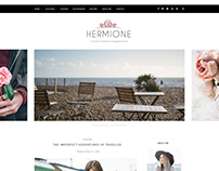 Hermione Blogger Theme