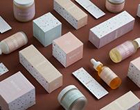 Woodlot Skincare Packaging Design