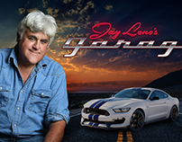 Jay Leno's Garage | Game App Concept