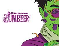 Ilustração - Cerveja Caseira Zumbeer - Harry Porter
