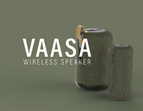 VAASA - Wireless Speaker