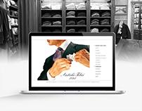 Antichi Telai / Website