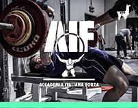 AIF - Re-Branding