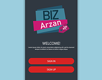 Splash Screen, Login, & Register App