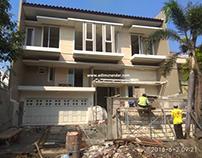 Jasa Kontraktor Rumah Manyar Kertoadi Surabaya