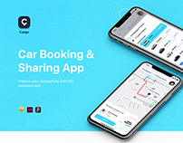 Cargo - Car Booking & Sharing App