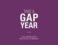 Take a Gap Year