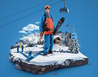 Ski school KV