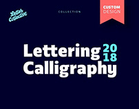 Lettering & Calligraphy 2018