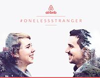 #OneLessStranger Contest