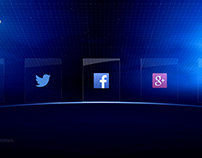 Vizrt Kurdsat News Facebook Promotion.