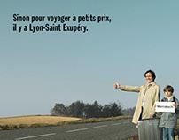 Lyon Saint-Exupéry, low-cost