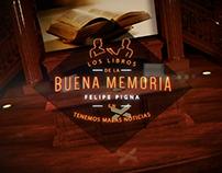 Los Libros de la Buena Memoria - Felipe Pigna