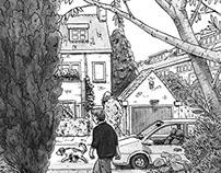 Graphic Novel Artwork