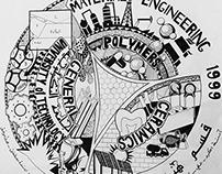 Materials Engineering Dept. doodle 2015