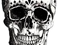 Ilustración . Skull