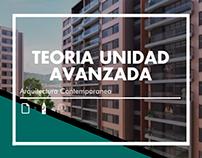 Teoría Unidad Avanzada: Arquitectura Anodina/ ARQU-3920