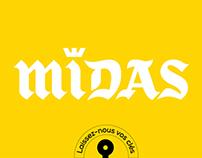 MIDAS, Corporate Branding