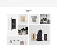 Personal website for Lexain