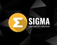 Sigma Italia / Website / Brand Identity